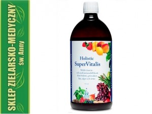 Holistic SuperVitalis 900ml